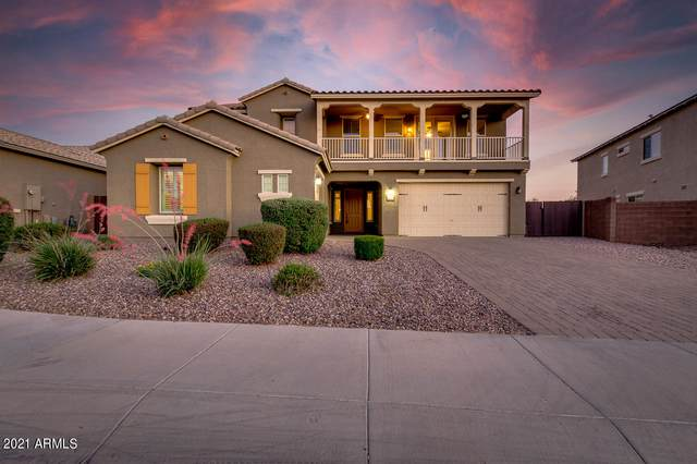 2373 E Lindrick Drive, Gilbert, AZ 85298 (MLS #6233452) :: The Garcia Group