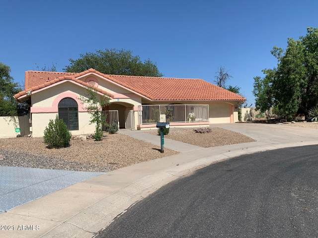 21411 N 123 Drive, Sun City West, AZ 85375 (MLS #6233469) :: Arizona Home Group