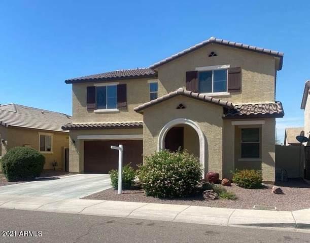 10112 W Marguerite Avenue, Tolleson, AZ 85353 (MLS #6233478) :: Yost Realty Group at RE/MAX Casa Grande