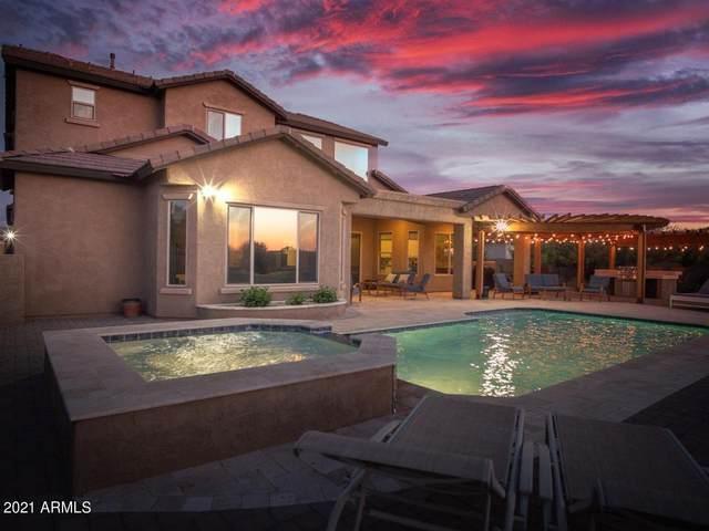 26804 N 11TH Drive, Phoenix, AZ 85085 (MLS #6233488) :: Howe Realty