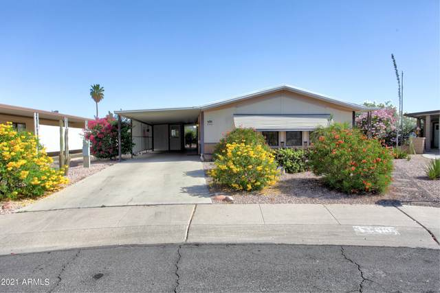 5540 E Harmon Circle, Mesa, AZ 85215 (MLS #6233519) :: The Ethridge Team