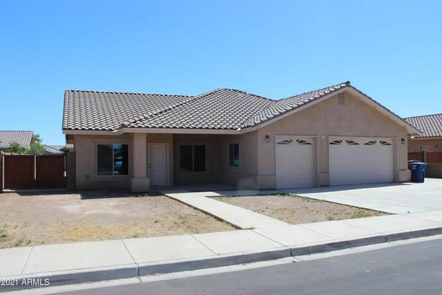 4423 W 24TH Place, Yuma, AZ 85364 (MLS #6233536) :: Lucido Agency