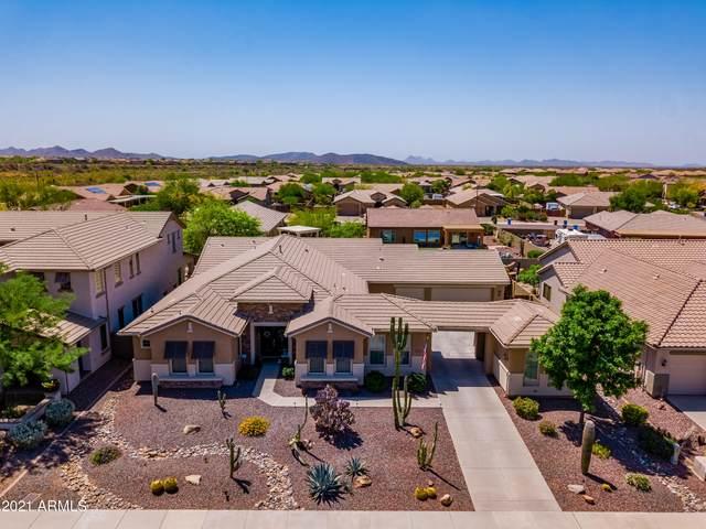 4719 W Culpepper Drive, New River, AZ 85087 (#6233549) :: Long Realty Company