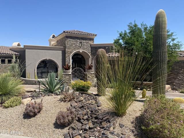 12036 E Casitas Del Rio Drive, Scottsdale, AZ 85255 (MLS #6233550) :: Yost Realty Group at RE/MAX Casa Grande