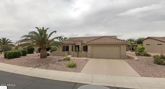 15073 W Cactus Ridge Way, Surprise, AZ 85374 (MLS #6233560) :: The Laughton Team