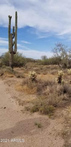 66xx E Milton, Cave Creek, AZ 85331 (MLS #6233564) :: Yost Realty Group at RE/MAX Casa Grande