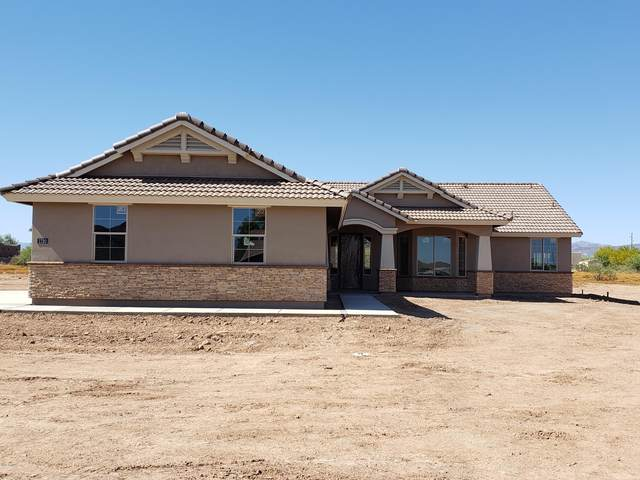 28303 N Oracle Lane, Queen Creek, AZ 85142 (MLS #6233565) :: The Riddle Group