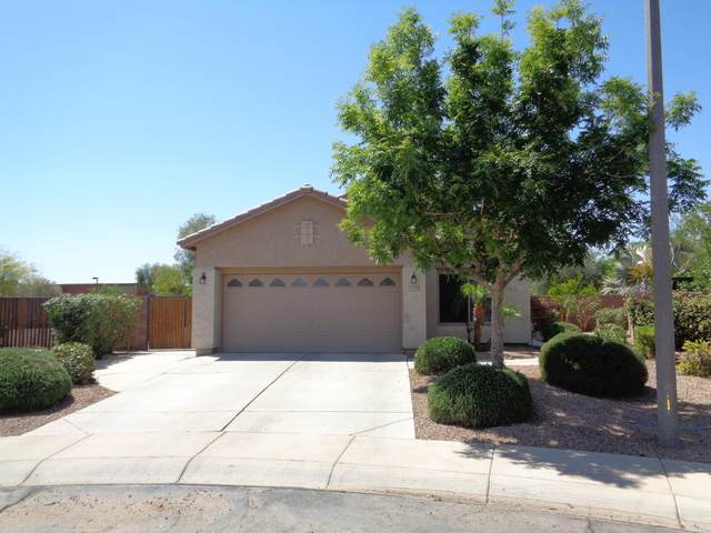 21286 N Sunset Drive, Maricopa, AZ 85139 (MLS #6233568) :: Yost Realty Group at RE/MAX Casa Grande