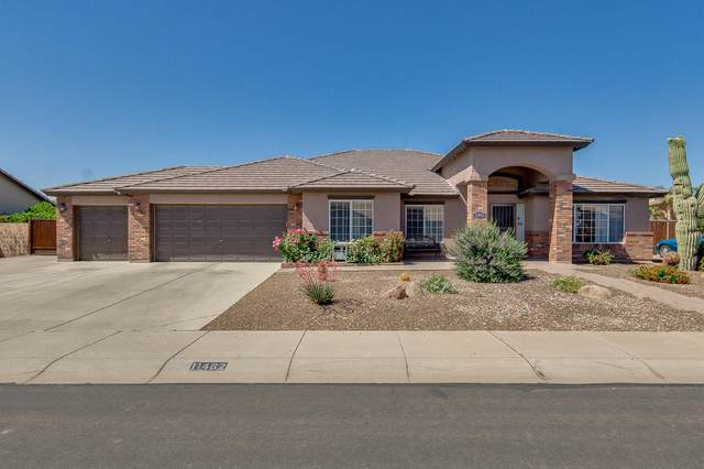 11462 E Roscoe Avenue, Mesa, AZ 85212 (MLS #6233569) :: The Ethridge Team