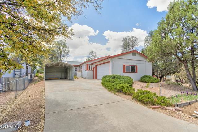 411 E Timber Drive, Payson, AZ 85541 (MLS #6233607) :: CANAM Realty Group