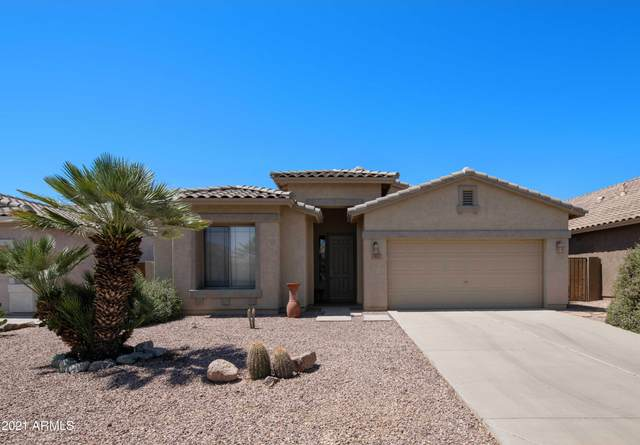 91 E Piccolo Court, San Tan Valley, AZ 85143 (MLS #6233608) :: ASAP Realty