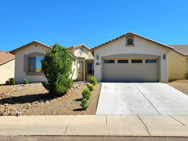 3426 Kimberly Lane, Sierra Vista, AZ 85635 (MLS #6233618) :: Yost Realty Group at RE/MAX Casa Grande