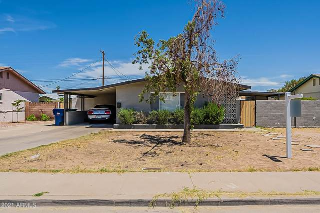 235 N Hall, Mesa, AZ 85203 (MLS #6233632) :: Midland Real Estate Alliance