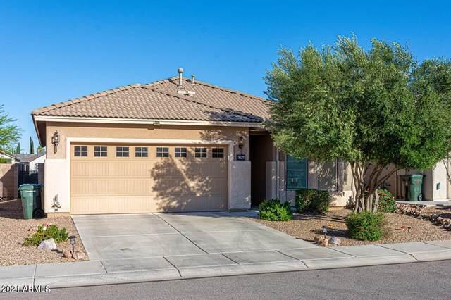 1621 Braddock Drive, Sierra Vista, AZ 85635 (#6233659) :: Long Realty Company