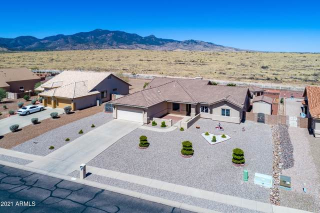 3500 Plaza De La Rosa, Sierra Vista, AZ 85650 (MLS #6233660) :: The Dobbins Team