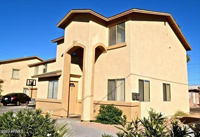 1026 E Fairmount Avenue, Phoenix, AZ 85014 (MLS #6233663) :: Yost Realty Group at RE/MAX Casa Grande