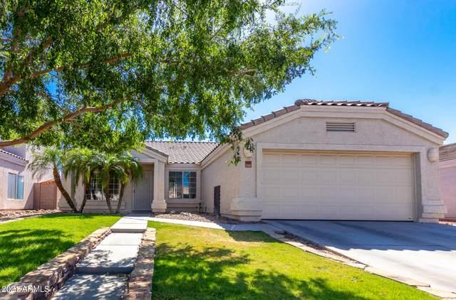 18437 N 111TH Drive, Surprise, AZ 85378 (MLS #6233664) :: The Ethridge Team