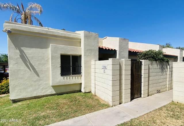 3204 W Loma Lane #5, Phoenix, AZ 85051 (MLS #6233665) :: D & R Realty LLC