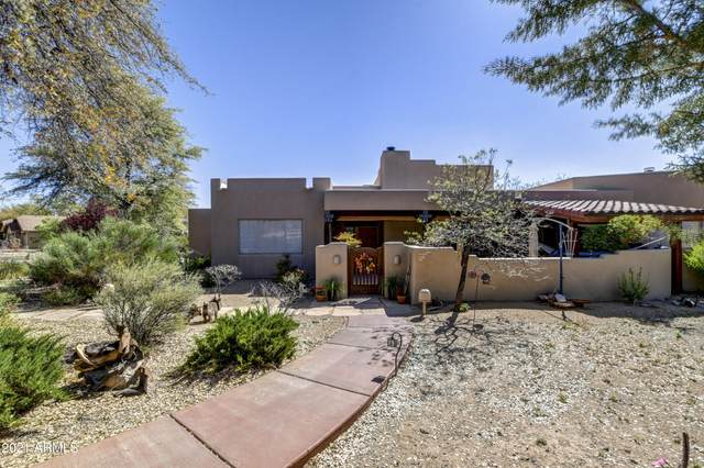 8515 N Valley Oak Drive, Prescott, AZ 86305 (MLS #6233666) :: Dave Fernandez Team | HomeSmart