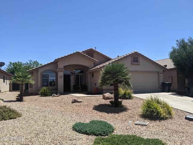 5572 Wilder Drive, Sierra Vista, AZ 85635 (#6233668) :: Long Realty Company