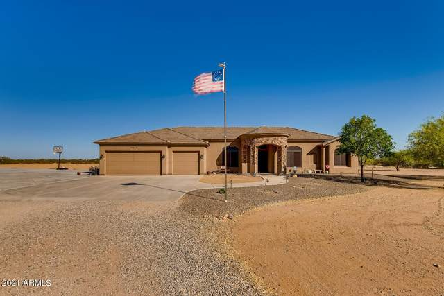 29623 N 257th Drive, Wittmann, AZ 85361 (MLS #6233691) :: RE/MAX Desert Showcase