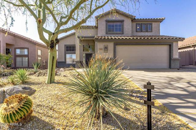 7494 E Desert Honeysuckle Drive, Gold Canyon, AZ 85118 (MLS #6233692) :: Service First Realty