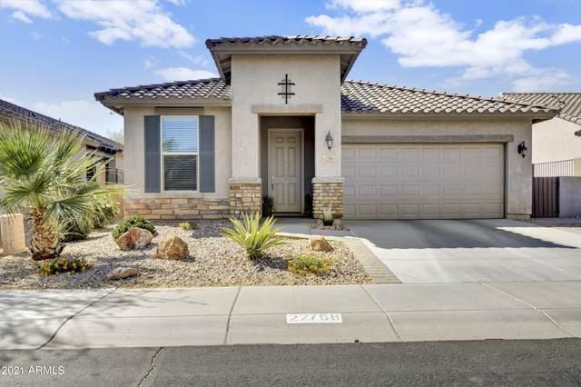 22768 W Moonlight Path, Buckeye, AZ 85326 (MLS #6233699) :: neXGen Real Estate
