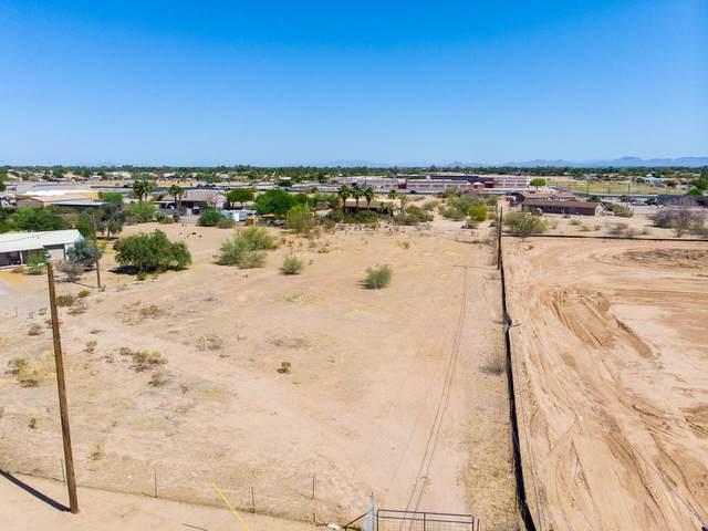 0 E Mews Road, Queen Creek, AZ 85142 (MLS #6233701) :: D & R Realty LLC