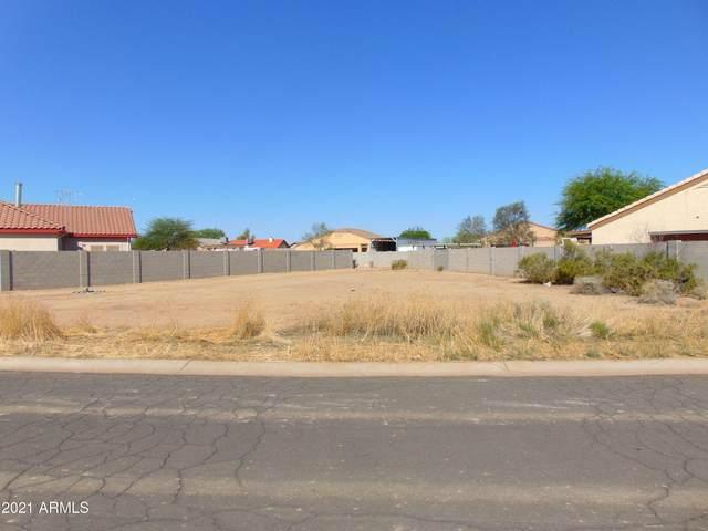 8531 W Mission Hills Drive, Arizona City, AZ 85123 (MLS #6233702) :: The Ethridge Team