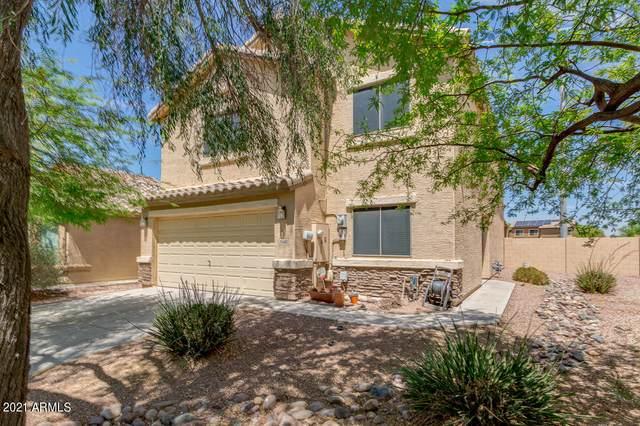 20605 N Herbert Avenue, Maricopa, AZ 85138 (MLS #6233708) :: Yost Realty Group at RE/MAX Casa Grande