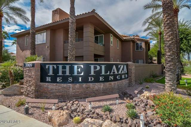 7009 E Acoma Drive #1160, Scottsdale, AZ 85254 (MLS #6233710) :: Keller Williams Realty Phoenix