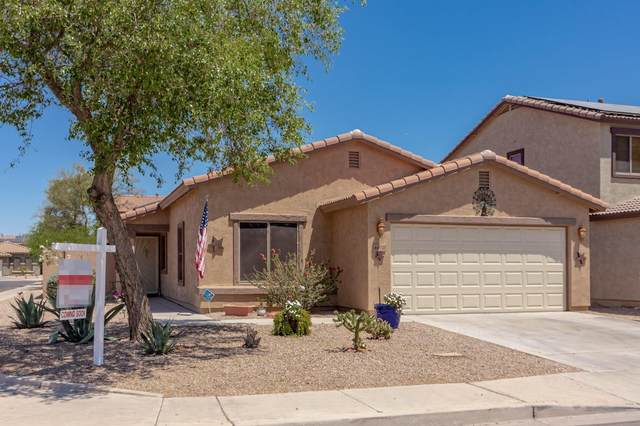 44920 W Miraflores Street, Maricopa, AZ 85139 (MLS #6233719) :: Yost Realty Group at RE/MAX Casa Grande