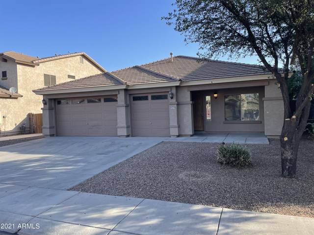 44238 W Sedona Trail, Maricopa, AZ 85139 (MLS #6233720) :: Yost Realty Group at RE/MAX Casa Grande