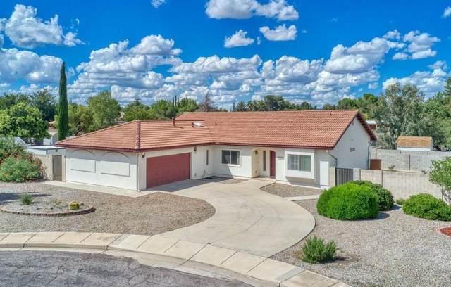 1343 Katherine Drive, Sierra Vista, AZ 85635 (MLS #6233726) :: Yost Realty Group at RE/MAX Casa Grande