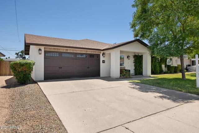 6701 E Sheridan Street, Scottsdale, AZ 85257 (MLS #6233730) :: The Ellens Team