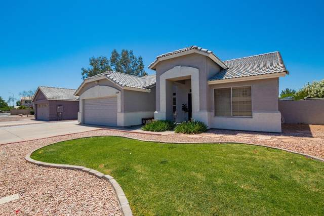 1208 N Newport Street, Chandler, AZ 85225 (MLS #6233732) :: John Hogen   Realty ONE Group