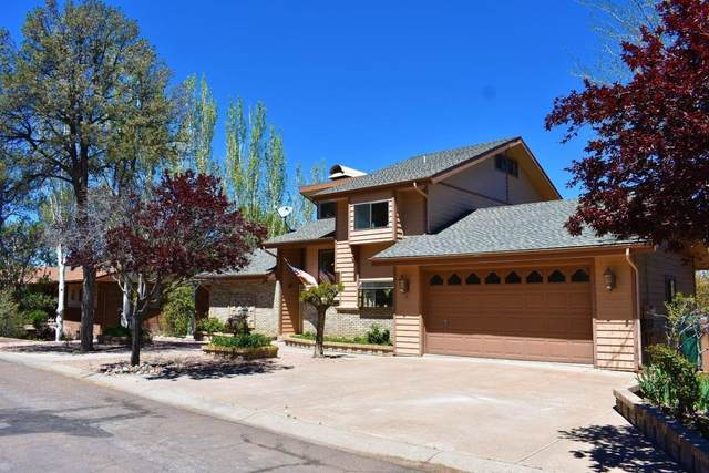 610 E Coronado Way, Payson, AZ 85541 (MLS #6233738) :: CANAM Realty Group