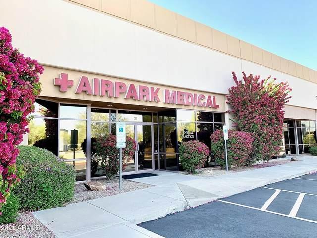 15720 N Greenway Hayden Loop #3, Scottsdale, AZ 85260 (MLS #6233743) :: Hurtado Homes Group