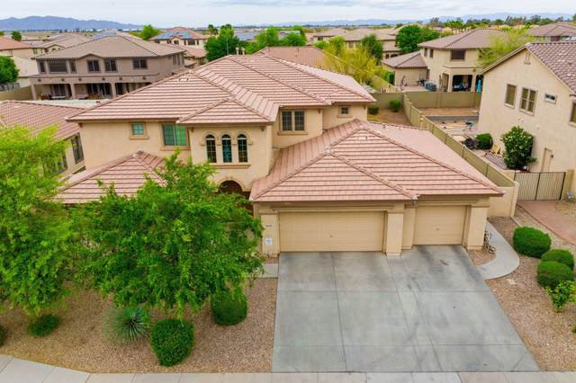 15296 W Coolidge Street, Goodyear, AZ 85395 (MLS #6233745) :: The Property Partners at eXp Realty