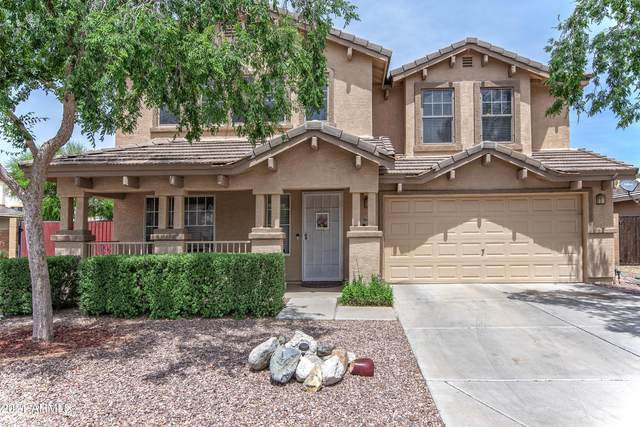 16418 W Post Drive, Surprise, AZ 85388 (MLS #6233746) :: The Riddle Group