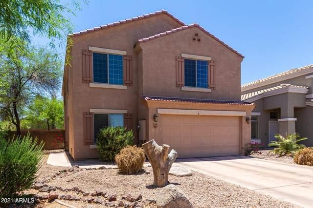 43671 W Maricopa Avenue, Maricopa, AZ 85138 (MLS #6233753) :: Executive Realty Advisors