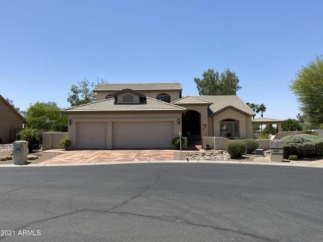 24114 S Sunbrook Drive, Sun Lakes, AZ 85248 (MLS #6233763) :: Midland Real Estate Alliance