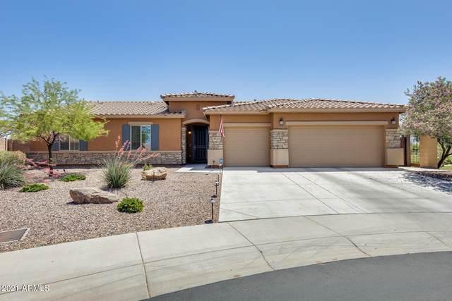 5721 S 57TH Drive, Laveen, AZ 85339 (MLS #6233770) :: Yost Realty Group at RE/MAX Casa Grande