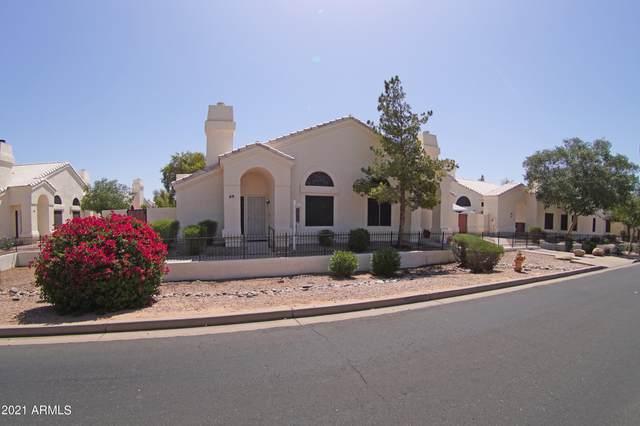 2100 W Lemon Tree Place #69, Chandler, AZ 85224 (MLS #6233778) :: Keller Williams Realty Phoenix