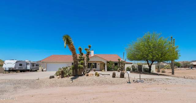 1134 E Frontier Street, Apache Junction, AZ 85119 (MLS #6233790) :: The Carin Nguyen Team