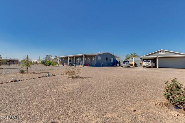 15120 S Vaquero Circle, Arizona City, AZ 85123 (MLS #6233794) :: The Ethridge Team