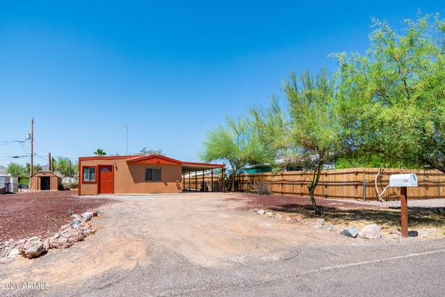 2472 W Roundup Street, Apache Junction, AZ 85120 (#6233817) :: Luxury Group - Realty Executives Arizona Properties
