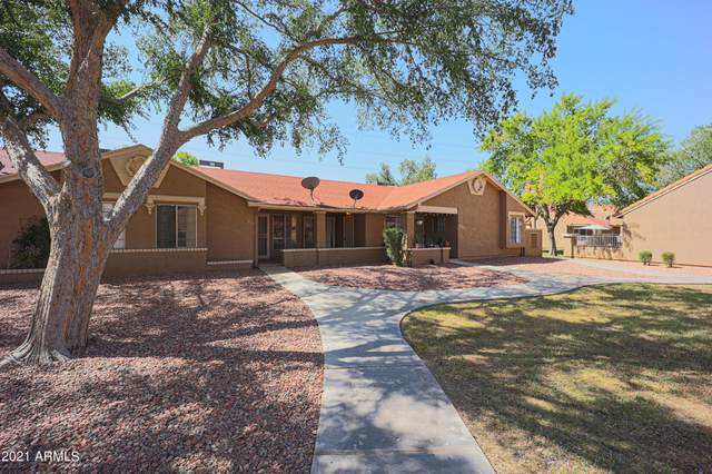 7020 W Olive Avenue #223, Peoria, AZ 85345 (MLS #6233823) :: The Carin Nguyen Team