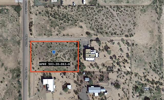 00-G N 239th And W Patton Road, Wittmann, AZ 85361 (MLS #6233842) :: RE/MAX Desert Showcase