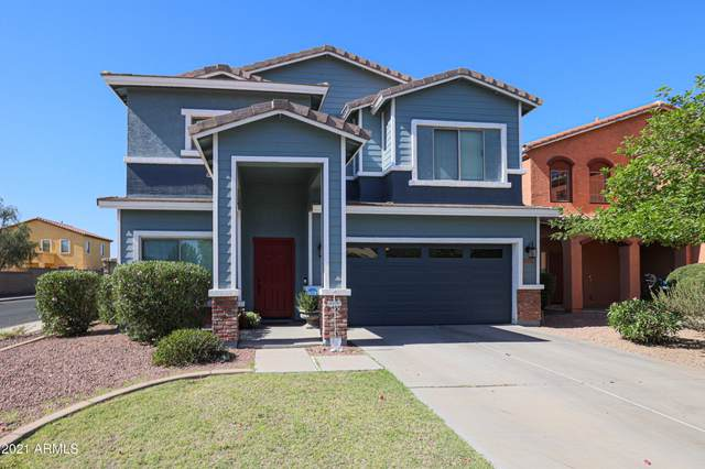 17614 W Bridger Street, Surprise, AZ 85388 (#6233847) :: Long Realty Company